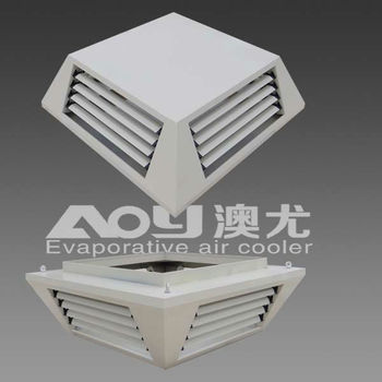 Evaporative Air Cooler Motorized Diffuser