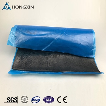 500 mm width fabric cover rubber for conveyor belt vulcanizing joint fire resistant canvas conveyor belt cover strip