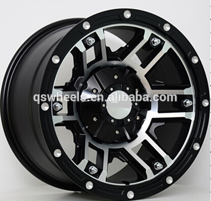6 Hole 16 Inch Rims Fit : Alloy wheel rims inch holes hot sales fit for offroad
