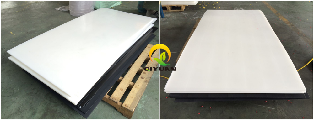 China largest manufacture for high density polyethylene sheets or HDPE UHMWPE sheets for widely use