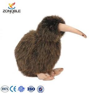 Fashion Stuffed Animal Toy Kiwi Bird Custom Stuffed Soft Plush Kiwi