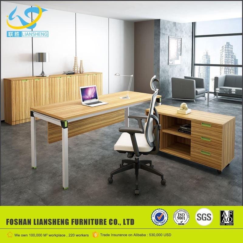 2017 modieuze moderne kantoor tafel executive ceo bureau bureau kantoor partities product id - Moderne kantoorbureaus ...