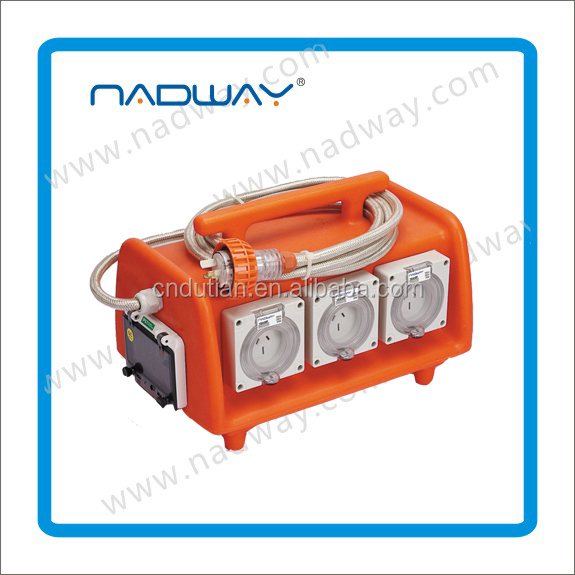 Nadway MCB distribution box 500V solid and safety