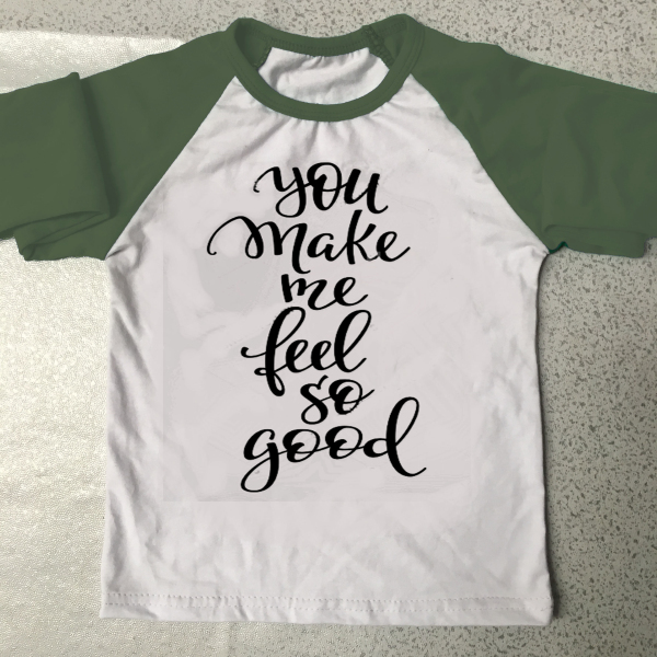 infant kids baseball tee shirts wholesale with screen print