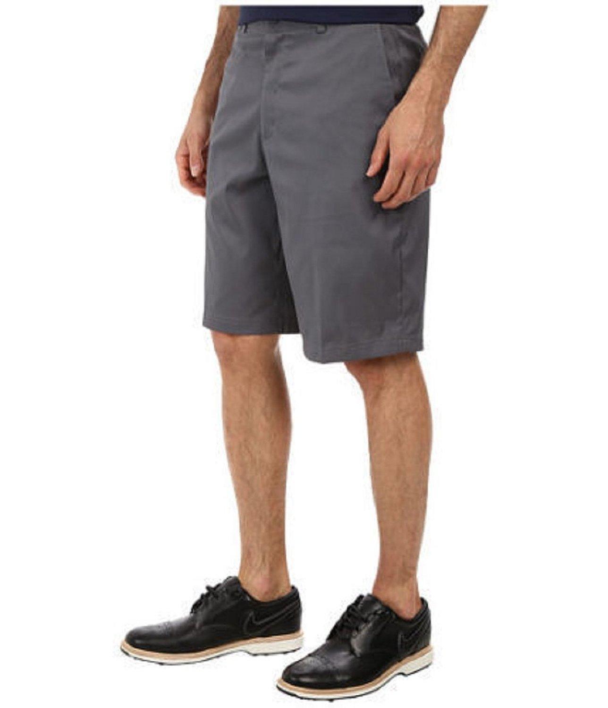 3bb9b08a3decf Get Quotations · Nike Flat Front Tech Golf Dri-fit Shorts Mens Size 40
