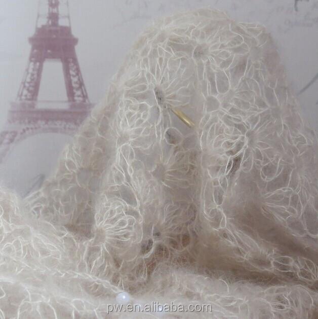 muy encantadora mohair wrap manta beb recin nacido telones photo atrezzo crochet hecho a mano