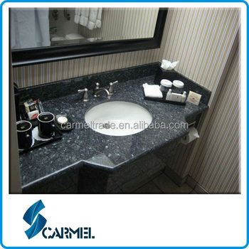 Blue Pearl Granite Lowes Bathroom Countertops