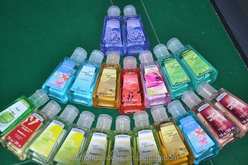 Wholesale Free hand sanitizer samples which is very convenient to ...