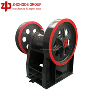 5TPH mini Jaw stone crusher machine with good price