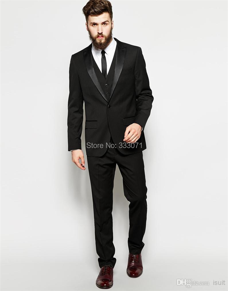 All Black Suits | www.imgkid.com - The Image Kid Has It!
