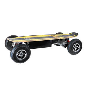 Factory Price Wireless Electric Skateboard Top Rated Self Powered Longboard
