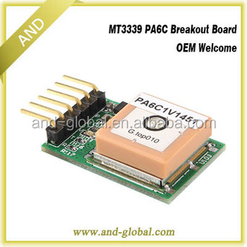 Pa6c Breakout Board,Patch Gps Antenna,Uart (ttl)data Output/input,10hz  115200bps - Buy Uart,Pa6c,Breakout Product on Alibaba com