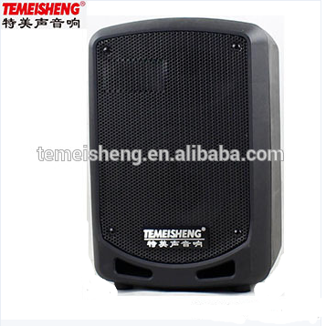 Hot Selling high quality 6 inch tweeter outdoor portable speaker