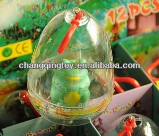 Magic Growing Frog To Prince Toys,Growing Egg Toys promotion product