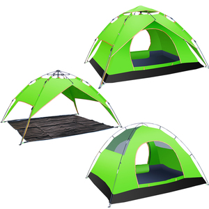 Portable Pop Up Umbrella Type Automatic Camping Tent