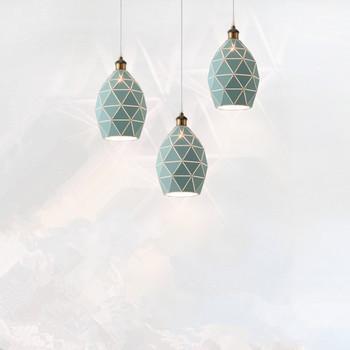 Nórdico Colgante Luces Pantalla De Aluminio Iluminación Industrial Loft  Lamparas Comedor Lámpara Colgante E27 Interior Luminarias - Buy Lámpara ...