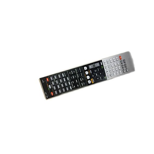 Easy Replacement Remote Control Fit for Yamaha YHT-693BL YHT-893 HTR-6063 RX-V675 RX-V373 AV A//V Receiver