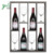 Wholesale Vintage Grey Wood Wall Mounted Wine Bottle
