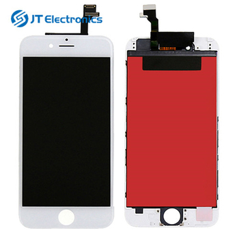 JT 4k authentic display for iphone 6 16gb front camera black screen and digitizer cena