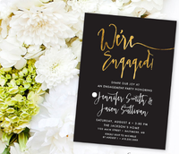 2017 Latest Gold Foiling | Hot Stamping Royal Wedding Invitation | Card Designs