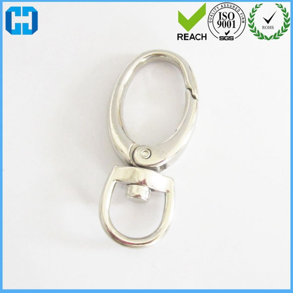 Egg Shaped Push Gate Swivel Snap Hook With Cheap Price