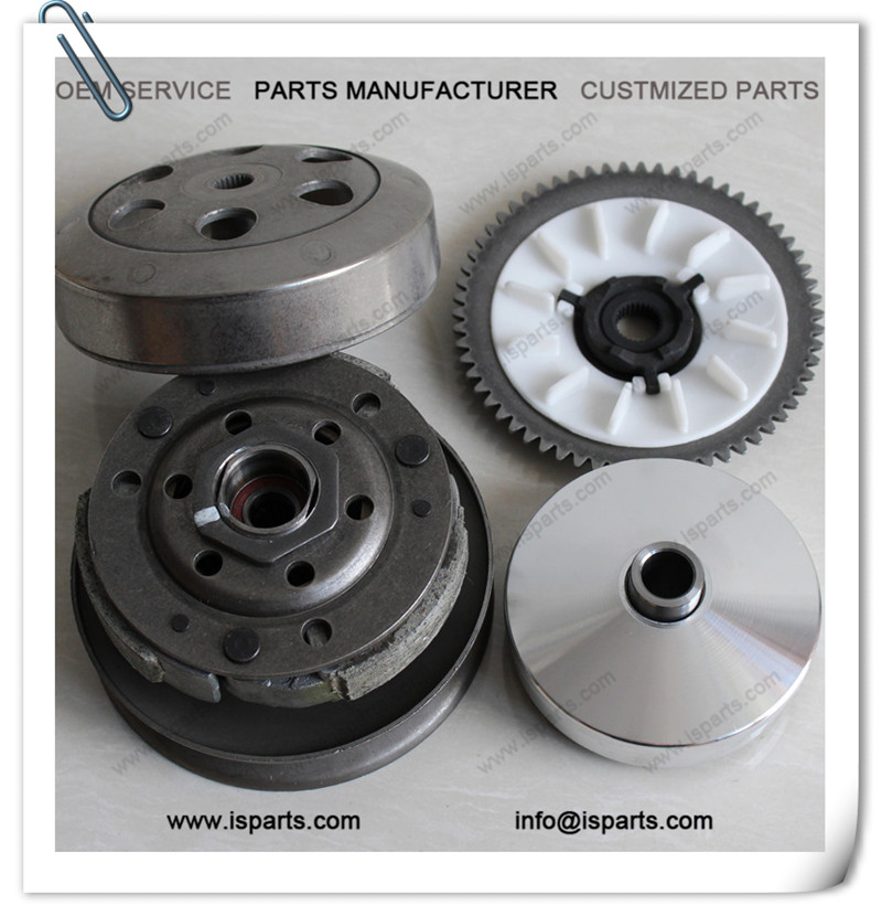 Racing Rear Clutch For Chinese Scooters GY6 50cc QMB139