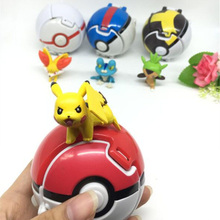 Hot Selling ABS Pokemon Go Poke Ball For Kids Toy
