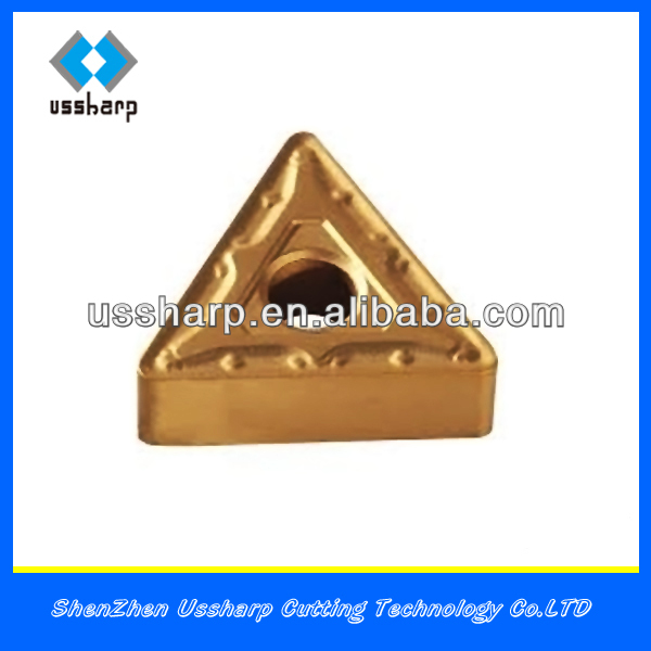 CNC milling brass threaded insert
