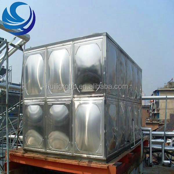 High quality stainless steel water tank water storage tank