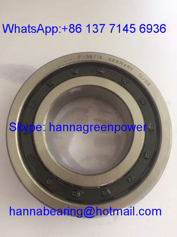 F-56718.NUP / F-56718NUP Cylindrical Roller Bearing / Hydraulic Pump Bearing 40x80x23mm