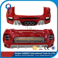 High Quality New Best Selling Body Kit For Land Rover Evoque 2014