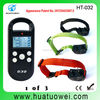 Pet training LCD remote dog shock collar trainer