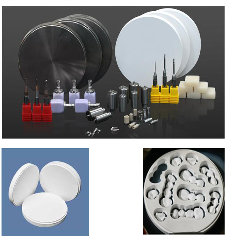 Translucent High Strength Zirconia make in China
