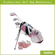 Luxurious Quality Golf Cart Bags With Custom Logo and player' name