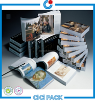 Printing softcover top quality cheap paperback book printing for sale