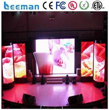 indoor led large screen display led module controller pantalla led de interior