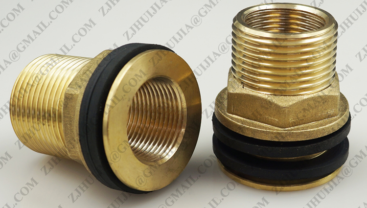 High Quality Brass Pipe Fittings Water Tank Fitting Buy