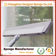 Replaceable Floor squeegee head floor care industry used waterproof scrub tough stains cleaning brush
