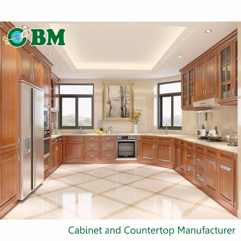 Expresso maple bois armoires de cuisine avec givr vitr ins r pour h tel candlewood suites - Cuisine avec vitre ...