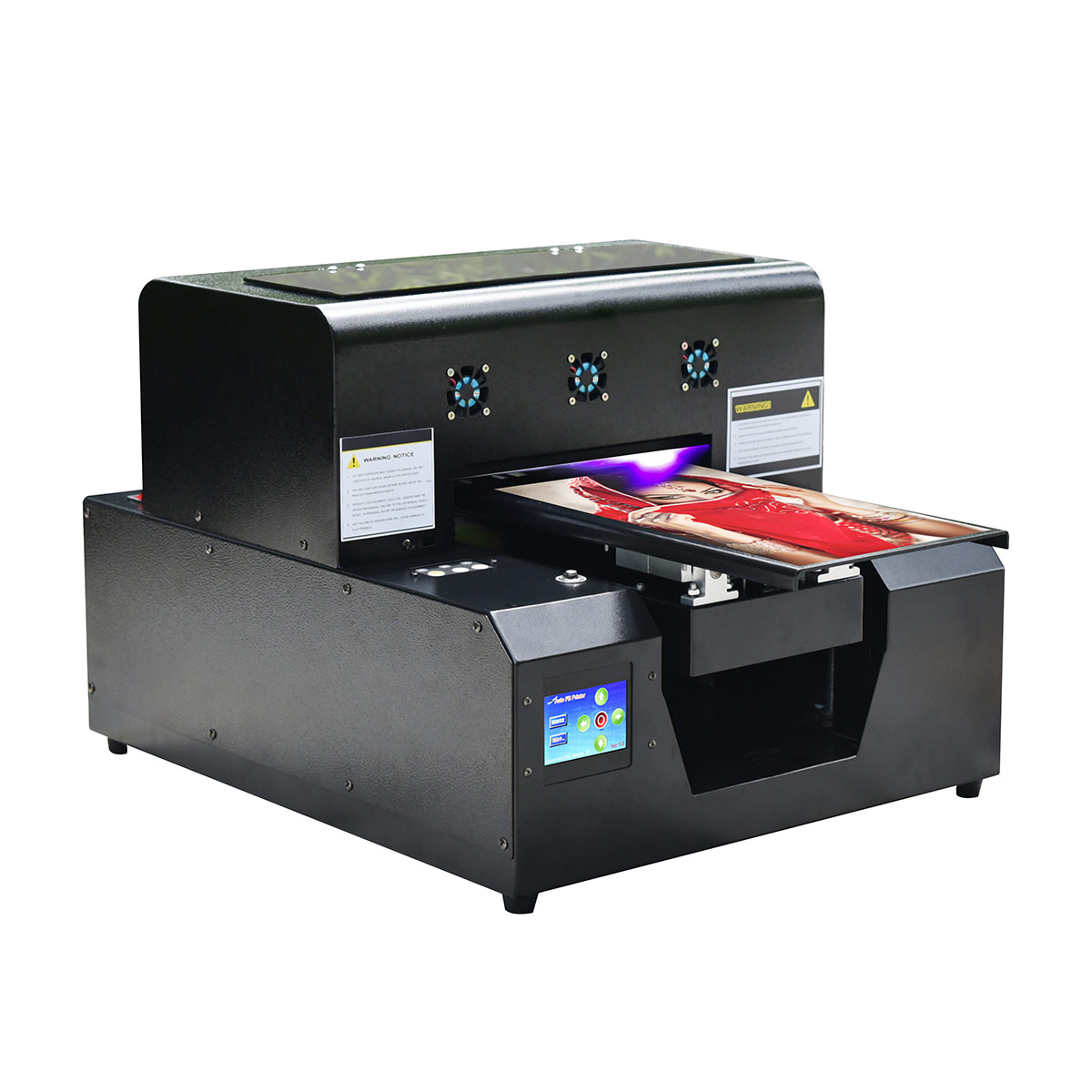 The Cheapest A4 UV Printer For Ceramic Tile ,Acrylic, Id Card, PVC, Phone Case