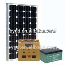 1200w home-use small solar panel with LCD (BYGD-1200)