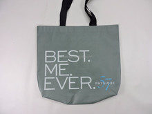 OEM available wholesale non woven tote shopping bag, discount and easy carry