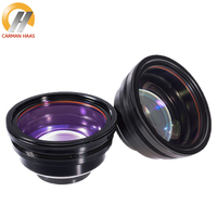 355nm high quality F-theta scan lens for UV laser marking