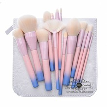 14 pcs <span class=keywords><strong>synthetische</strong></span> haar kosmetik make-up <span class=keywords><strong>pinsel</strong></span> sets mit holz griff make-up <span class=keywords><strong>pinsel</strong></span> <span class=keywords><strong>set</strong></span> professionelle