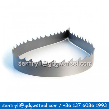 high carbon Wood Band Saw blade steel strip