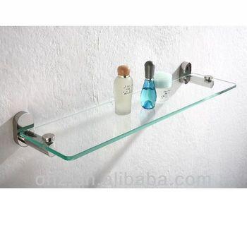 Nieuwe Ontwerp Badkamer Muur Montage Accessoires Glas Plank Met ...