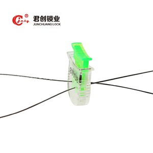 china mechanical seal twist lock mechanism lead seal manufacturer for plastic seal food containers