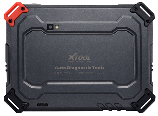 XTOOL PS80 AUTO Scanner Diagnostic System with WiFi VEHICLE DIAGNOSIS TOOL FUNCTIONS SAME AS PS90 KEY PROGRAMMING TOOL