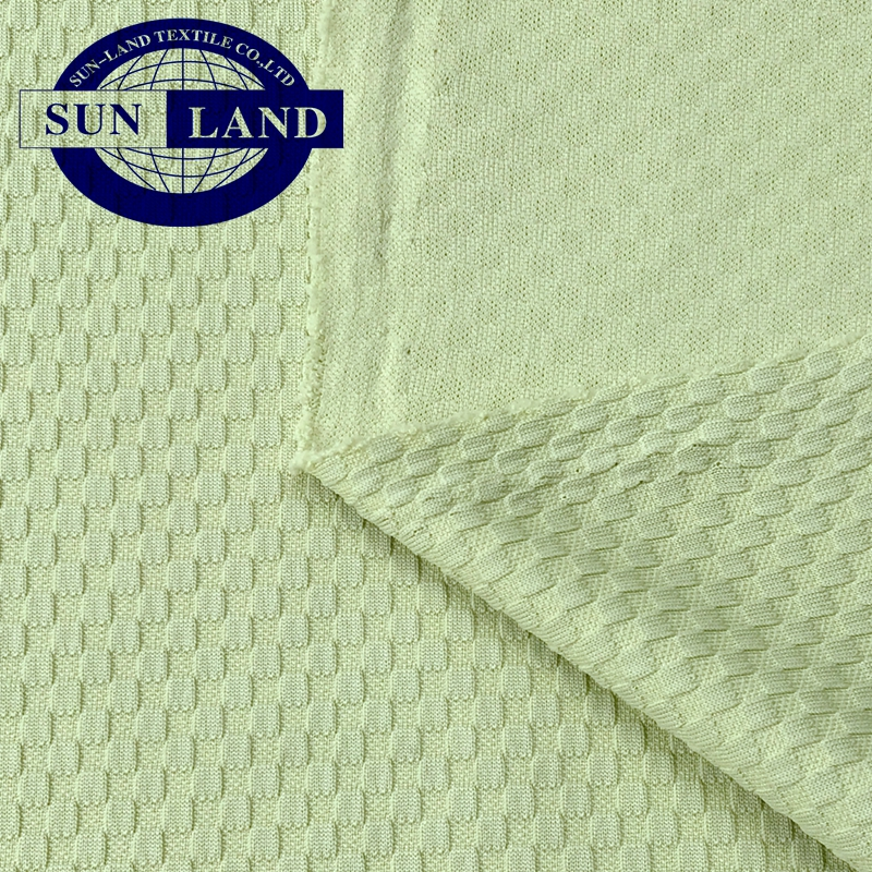 Coolmax dry fit function knitted polyester birdeye mesh fabric for soccer garment