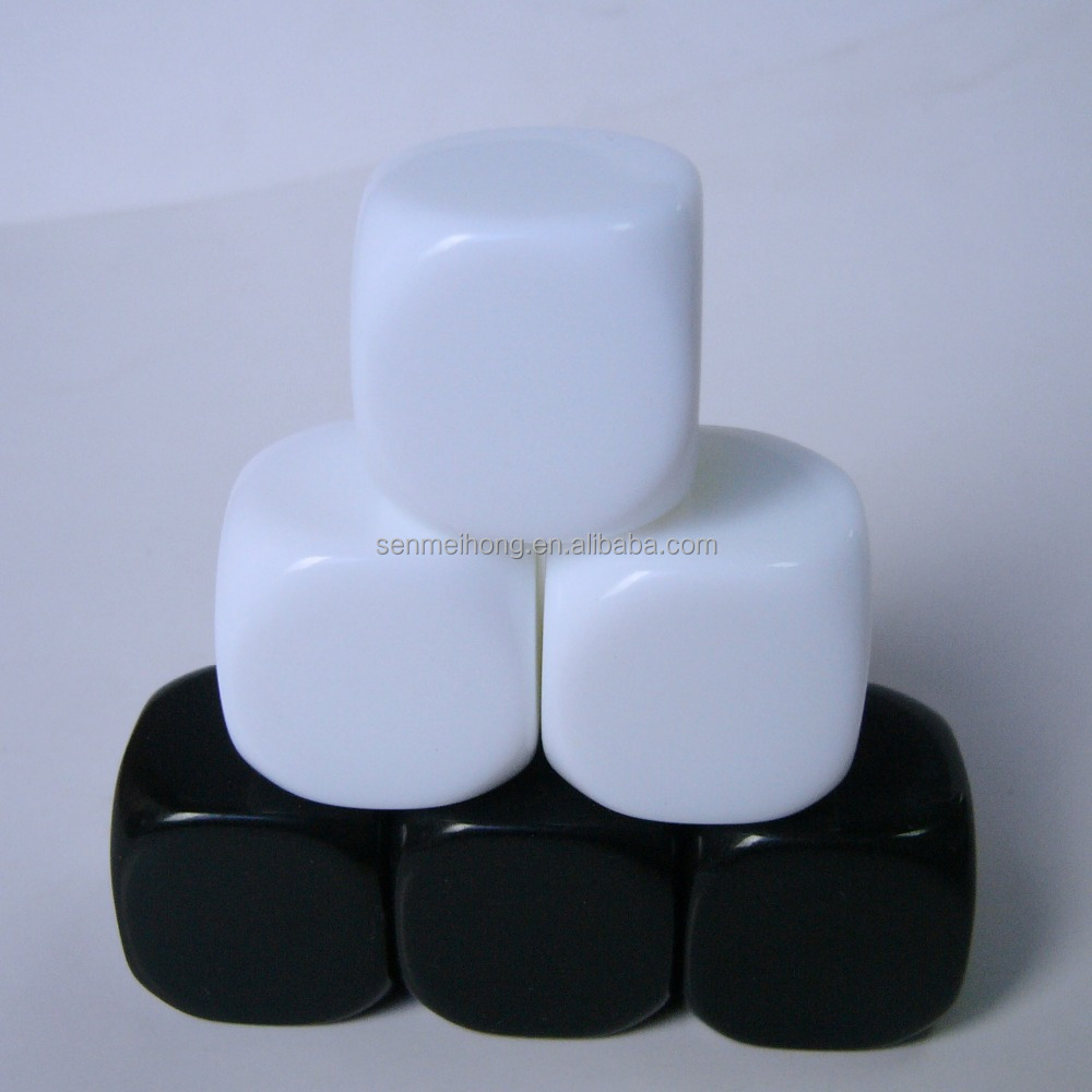 Manufacturers Custom 20mm Round Corner Color Dice Factory